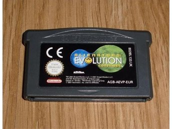 GBA: Alienators Evolution Continues