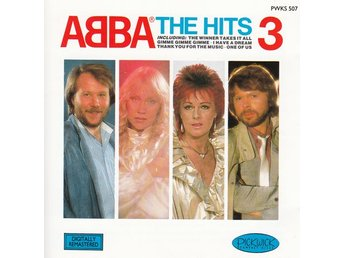 Abba, The hits 3 (CD)