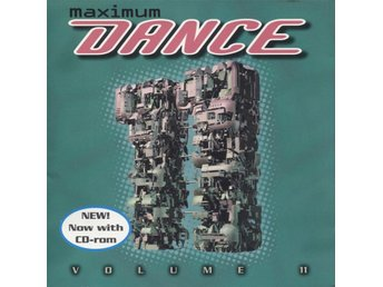Maximum Dance 11 - 1998 - CD