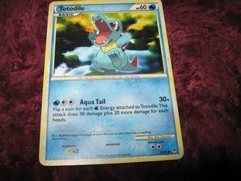 TOTODILE HP60 74/95 (CALL OF LEGENDS)