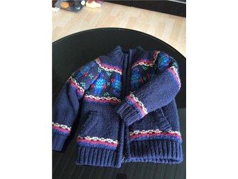 Varm och mjuk jacka stl 80-86 - Munka Ljungby - Varm och mjuk jacka stl 80-86 - Munka Ljungby