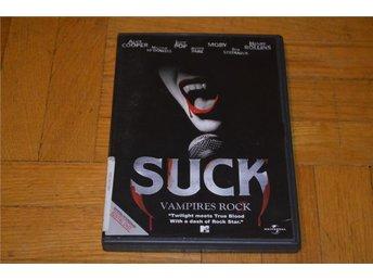 Suck - Vampires Rock ( Alice Cooper Iggy Pop Moby ) 2009 - DVD - Töre - Suck - Vampires Rock ( Alice Cooper Iggy Pop Moby ) 2009 - DVD - Töre