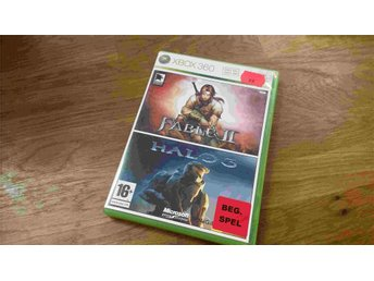 FABLE 2 / HALO 3 XBOX 360 BEG