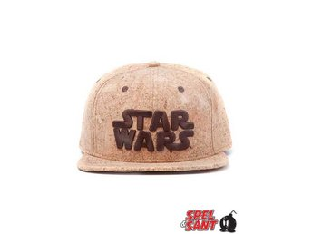 Star Wars Cork Snapback Keps