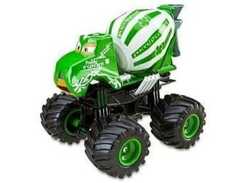 Cars 2 / Bilar / Mcqueen Pixar - Monster Truck - Paddy Concrete   NY