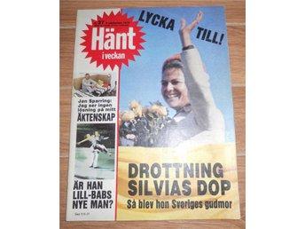 Hänt nr37 1976 Liv Ullmann, Jack Nicholson, Silvia, Lill-Babs - östersund - Hänt nr37 1976 Liv Ullmann, Jack Nicholson, Silvia, Lill-Babs - östersund