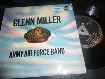 glenn miller army air force band ep