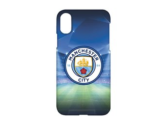 Manchester City 2016 Logotyp iPhone X Skal