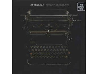 Greenleaf- Secret alphabetes- LIME VINYL LP
