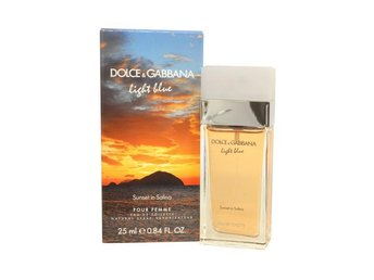 Dolce Light Blue Woman - Sunset in Salina 25 ml