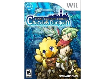 Final Fantasy Fables - Chocobos Dungeon Nintendo Wii