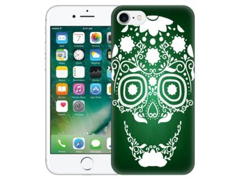 iPhone 7 Skal Symbolic Skull