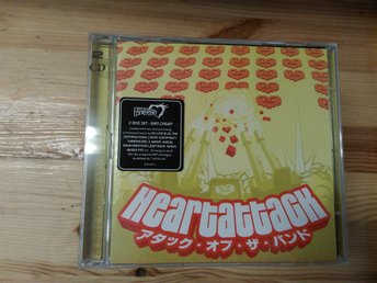 Heartattack Compilation Vol. 1, 2 x CD