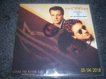 Ten Sharp - Under the waterline - LP