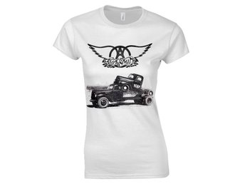 Aerosmith - Pump Girlie t-shirt Extra-Large