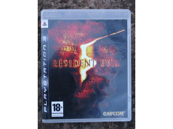 Resident Evil - PLAYSTATION 3 - CAPCOM - Gold Edition - PS3