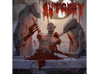 Autopsy: After the cutting 1989-2013 (4 CD + Bok)