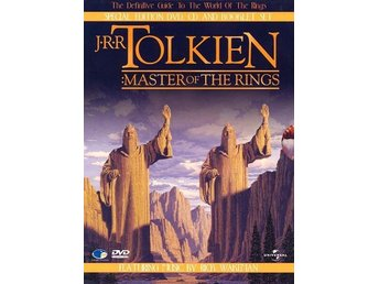 J.R.R Tolkien: Master of The Rings 2001 DVD CD Booklet