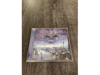 Iron Maiden - Brave New World - CD Album