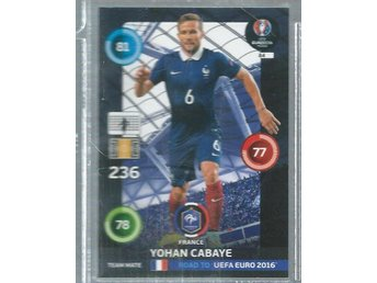 YOHAN CABAYE - FRANCE - ROAD TO EURO 2016