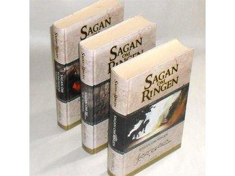 3 böcker: Triologin om härskarringen: Sagan om ringen & Sagan om de två tornen & - Hok - 3 böcker: Triologin om härskarringen: Sagan om ringen & Sagan om de två tornen & - Hok