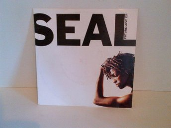 Seal ‎– Future Love EP, vinyl single