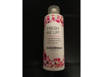 Bangerhead - Fresh me up - Refreshing dry shampoo