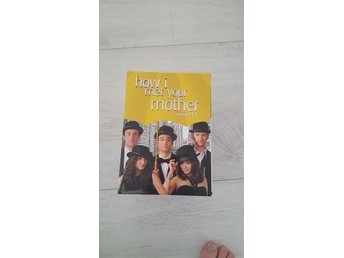 How i met your Mother säsong 1-5 dvd
