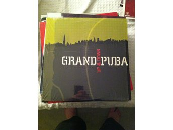"Grand Puba – Up & Down 12"" Vinyl Hip Hop"