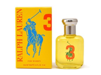 Ralph Lauren Big Pony 3 Woman edt
