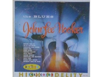 John Lee Hooker title* The Blues* Country, Delta, Chicago Blues US LP