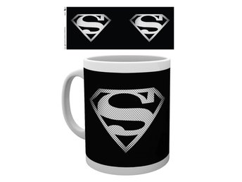 Mugg - DC Comics - Superman Monotone Logo (MG2283)
