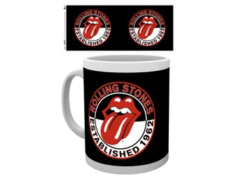 Mugg - The Rolling Stones Established (MG0290)