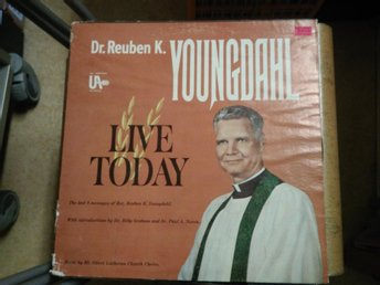 Dr. Reuben K. Youngdahl - Live Today, LP