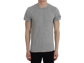 Ermanno Scervino - Gray Modal Stretch Crew-neck Underwear T-shirt
