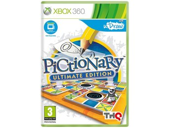 Pictionary Ultimate Edition - XBOX 360