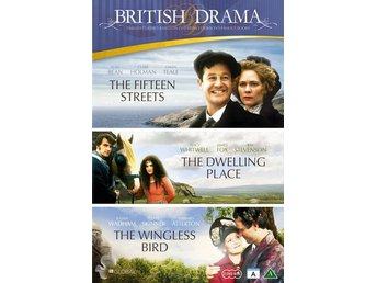 British Drama Box 4 - Fifteen Streets / Dwelling Place 3-Disc - DVD Box ny
