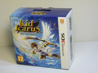 Nintendo 3DS Kid Icarus Upricing Set Nytt