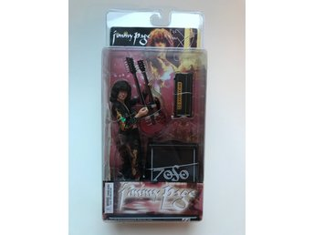 Neca oöppnad actionfigur - Led Zeppelin Jimmy Page