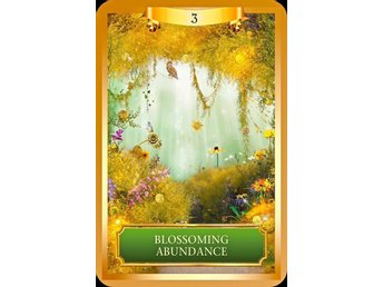 Energy Oracle Cards av Sandra Anne Taylor  - NY INPLASTAD. Tarot New Age.