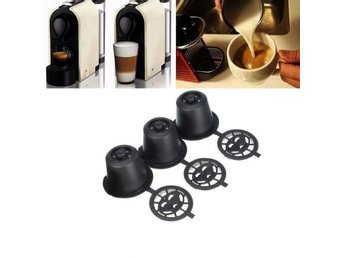 Nespresso refillkapslar... What else!