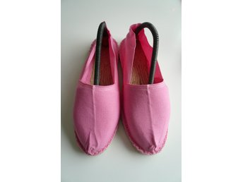 ROSA/ ESPADRILLOS/MADE IN FRANCE/38