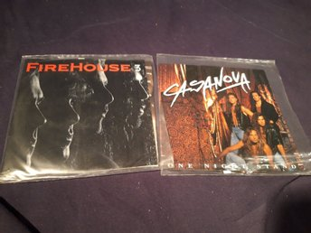 Firehouse / Casanova  2 CD