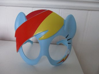 My little pony ansiktsmask mask maskerad