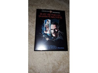 Sharkys machine,DVD Burt Reynolds