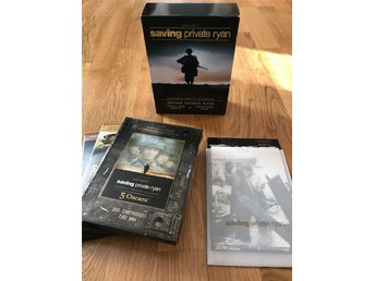 Saving Private Ryan - The World War II Collection - DVD