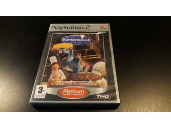 Råttatouille - Komplett - PS2 / Playstation 2 - Ratatouille