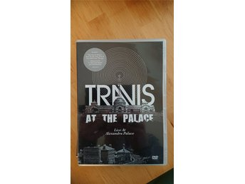 Travis DVD - At the palace - Live at Alexandra Palace