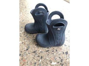 Crocs gummistövlar C6 22