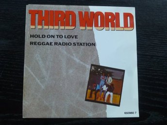 "Third world - Hold on to love  CBS Holland -87 7"" singel"